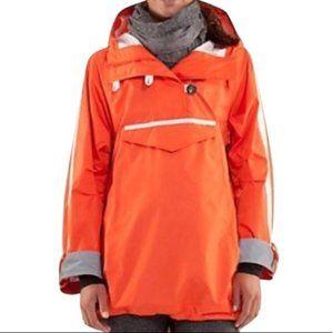 LULULEMON Ride On Anorak Rain/Bike Jacket